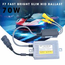 2pcs 70W Hid Ballast Slim 12V H7 H11 Fast Bright Quick Start HID Xenon