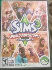 Sims 3 World Adventures Ex Pack