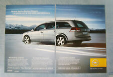 BELLEU004-PUBBLICITA'/ADVERTISING-2004- OPEL VECTRA SW