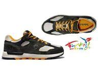 Timberland Men's Field Trekker Hiker Performance Shoe Trainer Green Suede A2599