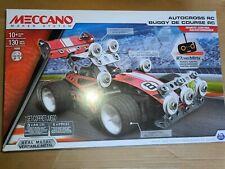 MECCANO MAKER SYSTEM 2 in1 Autocross Bugg Car RC Model Building Set Kit S.T.E.M