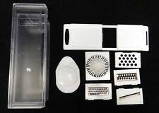 Multi Wonder Mandolin Food Processor Shredder Chipper Slicer Juicer Grater Tool