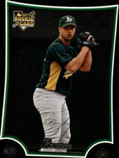 2009 Bowman Draft Baseball #BDP52 Gio Gonzalez RC Oakland Athletics