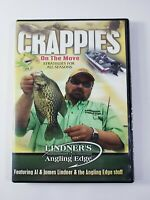 Lindner's Angling Edge Crappies On The Move DVD