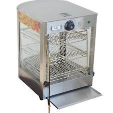 Wooden Package Food Warmer Display Commercial&Restaurant Egg Tart&Pizza 110V