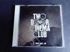 Two door cinema club - Tourist history (CD 2010)
