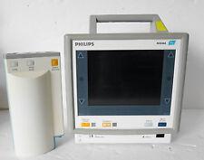 Philips M3 M3046A Color pacientes Monitor Philips M3000A SpO2 módulo De Ecg, Nibp,