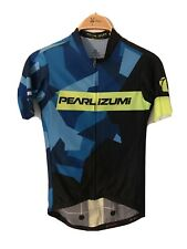 Pearl Izumi Men's Size Large Jersey Speed Shop Aerodynamic Cycling Jersey