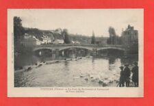 POITIERS - Le pont de Rochereuil et l'abreuvoir du Pont Guillon  (J5951)