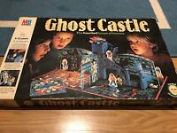 GHOST CASTLE Haunted House VINTAGE Traditional Retro MB Board Game SPARES