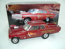 1965 DODGE CORONET AWB MR NORM BLOWN 426 HEMI ALTERED WHEEL BASE 1:18