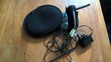 Jabra GN9330e GN Netcom Wireless Telephone Headsets Call Centre BLACK WITH CASE