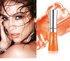 L'Oreal Paris Aqua Mandarin 187 Orange Glam Shine Lip Gloss Mirror Shine