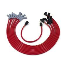 Taylor Spark Plug Wire Set 84203; ThunderVolt 8.2mm Red for Chevy, Jeep V8