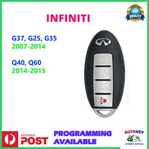INFINITI SMART KEY FOR G37 G25 G35 Q40 Q60 2009 2010 2011 2012 2013 2014 2015