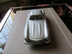 Franklin Mint Cars 1954 Mercedes Benz 300Sl 1.24scale in used condition
