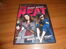 The Heat (DVD, Widescreen 2013)  Sandra Bullock, Melissa Mccarthy NEW