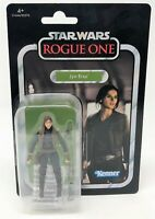 """Star Wars Vintage Collection VC119 Jyn Erso 3.75"""" Action Figure Kenner Card"""