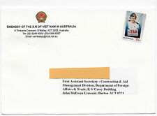 Vietnam Embassy in Australia 2014 TAA commercial consular advertising cover