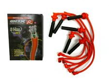 Racing Red Spark Plug Wires For 00-05 Mitsubishi Eclipse 99-03 Galant by OBX-R