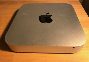 Mac mini fin 2012 - intel core i7 4 coeurs 2.6Ghz  RAM16 Go  2To Fusion drive