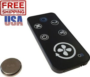 OmniBreeze Tower Fan Remote Control Replacement *** FREE SHIPPING ***