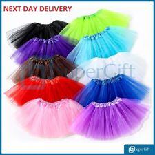 LADIES GLITTER TUTU SKIRT DANCE PARTY HEN BALLET TULLE TUTU SKIRT FANCY DRESS
