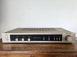 Rotel RA820 Integrated Amp (spares or repair?)