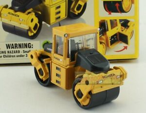 1:50 RONGDA BW184 AD Alloy Road Roller Series Old Model