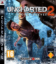 Uncharted 2 Among Thieves Platinum Edition Game for Sony Ps3 PlayStation 3