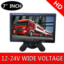 Color Rear 7 inch Backup Camera TFT Reverse Monitor LCD for Car Screen View CCTV