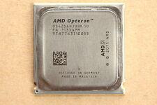 AMD 1.6GHz  8-Core Opteron 4256 EE (35W) OS4256HJU8KGU Socket C32 Valencia CPU