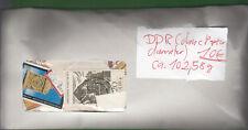 DDR ca. 102,58 g Marken papierlos = dreistellige Anzahl stampsdealer
