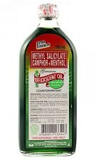 New Latest Stock EFFICASCENT OIL EXTRA STRENGTH Genuine Liniment 100ml US Seller