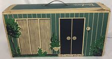 Vintage 1962 #816 Barbies Teenage Fashion Model Dream House With Extras
