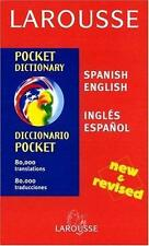 Larousse Pocket Dictionary: Spanish-English / English-Spanish (Larousse Pocket
