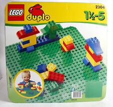 """RARE VINTAGE 1999 LEGO DUPLO 2304 FABULAND BASEPLATE 15""""x15"""" NEW SEALED !"""