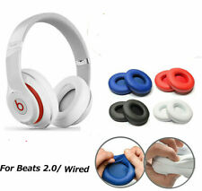 2 Replacement Earpad Ear Pads Cushion For Beats by Dr Dre Solo 2 Wired Headphone