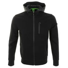 HUGO BOSS Green Sybrid Full Zip Hoodie / Jacket  (  X-LARGE )