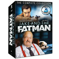 Jake and the Fatman: The Complete Collection DVD - Region 1 (US & Canada)