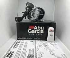 Abu Garcia Ambassadeur Classic C3 6501 Swedish Left Hand Round Baitcasting Reel