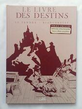 BD - Le livre des destins 1 Le premier pas TL / BIANCARELLI / 600 EX ANGOULEME