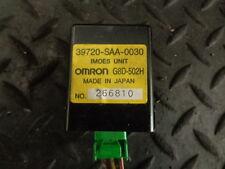 2005 HONDA JAZZ 1.4 I-Dsi se 5dr anti furto di controllo modulo 39720 ASA 0030