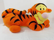 Disney Tigger Large Plush 2001 Fisher Price Lounging Pooh & Friends