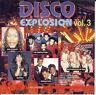 Various Artists - Disco Explosion Volume 3 - CD Album (1992)