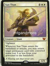 Magic Commander 2015 - 1x Sun Titan