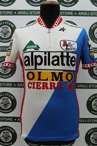 maglia ciclismo bike ALPILATTE ASSOS TG G E758 shirt maillot trikot jersey