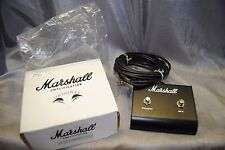 Marshall Mpedl Two Way Channel Blend Footswitch Compatible - Two way footswitch