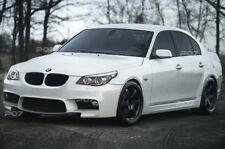 BMW E60 F10 LOOK  FRONTSTANGE HECK STOßSTANGE SEITENSCHWELLER  Body Kit