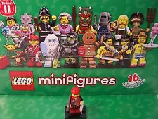 MOUNTAIN CLIMBER Series 11 LEGO Minifigures (71002) FREE Checklist Included